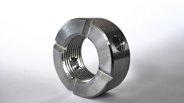 usinage de pièces en acier