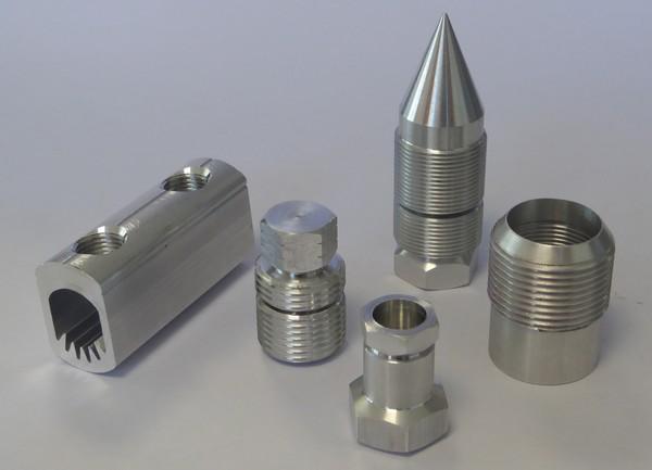 decolletage aluminium, fabrication pièce industrie